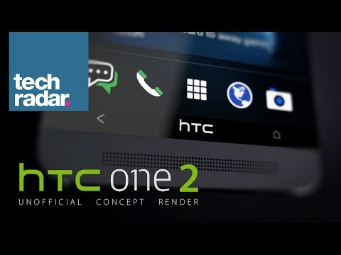 HTC One (M8) / HTC One 2 concept video exclusive