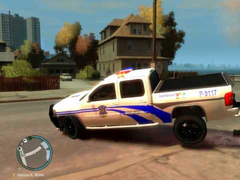 GTA 4 POLICIA DE TIJUANA