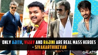Only Ajith, Vijay and Rajini are real mass heroes Kollywood News 24-10-2016 online Only Ajith, Vijay and Rajini are real mass heroes Red Pix TV Kollywood News