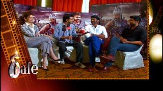 Bahubali Movie Team Hindi Interview | Prabhas | Rana | Tamanna