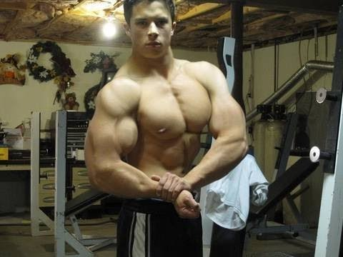 7 Years Drug Free Bodybuilding