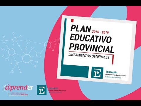 Plan Educativo 2015-2019