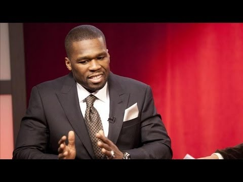 Rapper 50 Cent Thinks Like a Harvard Businessman