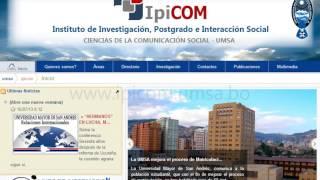 Primera cátedra IpiCOM