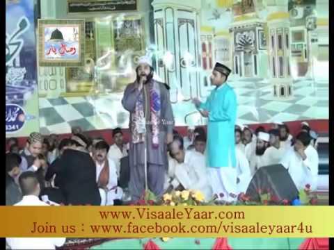 PUNJABI NAAT( Pata Aap Non Halan Da)KHALID HASNAIN.BY  Naat E Habib