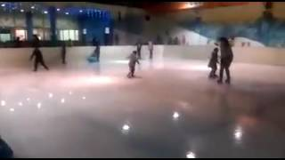 Primary School trip - how about ice skating in Kenya!!! Awesome experience it was.