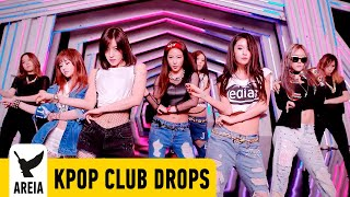 KPOP Sexy Girl Club Drops Vol. II Apr 2015 (AOA T-ara Rainbow Venus) Trance Electro House Trap Korea