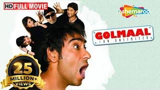 Golmaal - Fun Unlimited (2006)(HD & Eng Subs) Hindi Full Comedy Movie - Ajay Devgan  Arshad Warsi