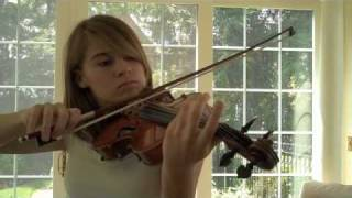 Final Fantasy XI Ronfaure Violin Cover