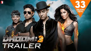 DHOOM:3 Theatrical Trailer