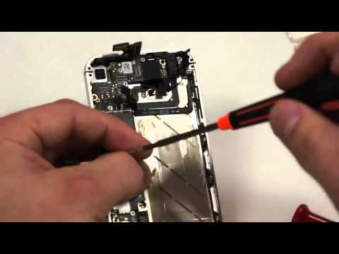 iPhone 4 LCD Screen Repair Verizon CDMA Guide