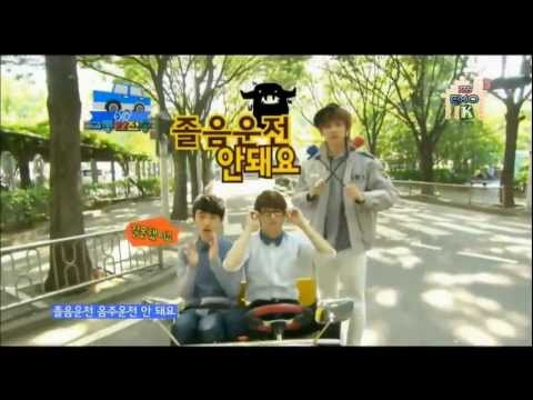 [SHINee &amp; EXO-K] Eco Drive Traffic Safety Song