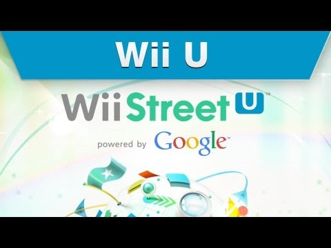 Viaja por el mundo con Wii Street U