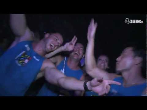 Clubbing TV presents PYHU - Roger Sanchez & André Pulse @ Camarote Salvador Brazil - 2012