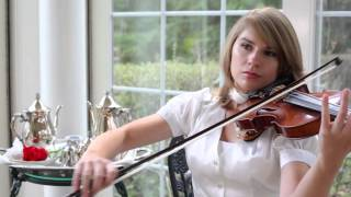 Bioshock Infinite: Elizabeth's Theme, Will the Circle Be Unbroken (Violin) - Taylor Davis