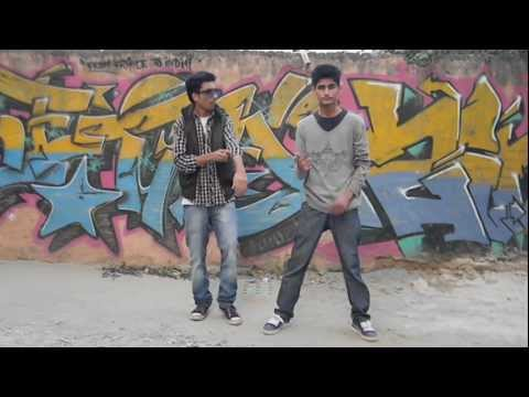 Aastik and ticko(Pop nation) Popping freestyle