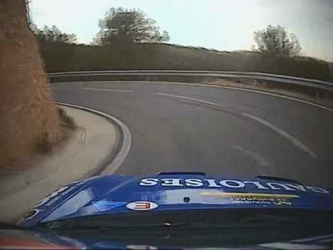 WRC Loeb Rally Catalunya 2006 - part 2