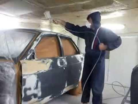 Шпаклевка авто своими руками в гараже