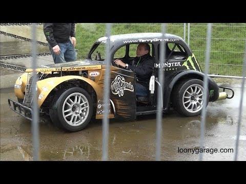 Terry Grant Stunt Car