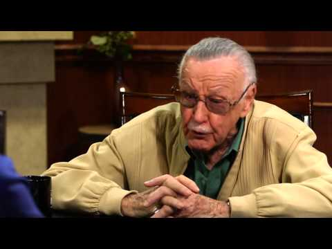 Wolverine, X-Men, Avengers, Spiderman, Fantastic Four Crossover? | Stan Lee | Larry King Now