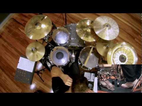 Animals as Leaders - Tempting Time Drum Cover by Troy Wright