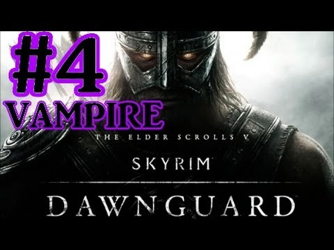Elder Scrolls V : Skyrim Dawnguard DLC Walkthrough - Part 4 The Bloodstone Chalice