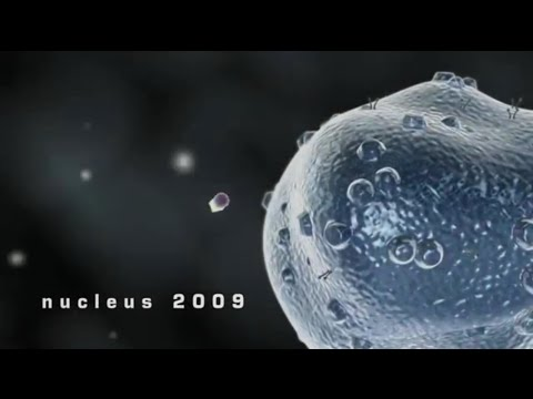 AMAZING 3D Medical Animation in HD: Nucleus 2009 Demo Reel