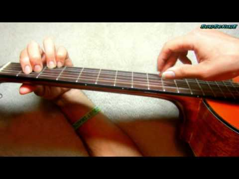 Beautiful - Carly Rae Jepsen Ft. Justin Bieber (Guitar tutorial) chords and strumming