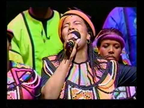 Soweto Gospel Choir Blessed in Concert: Joko Yahao
