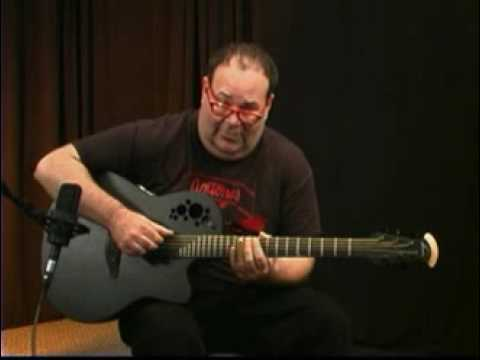 Matt Smith Gives A Killer Slide Guitar Lesson - Part 1