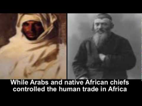 Jews &amp; Arab's were united in African Slave Trade.