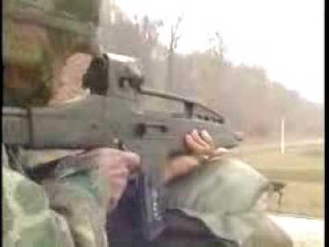XM8 5.56/45mm NATO