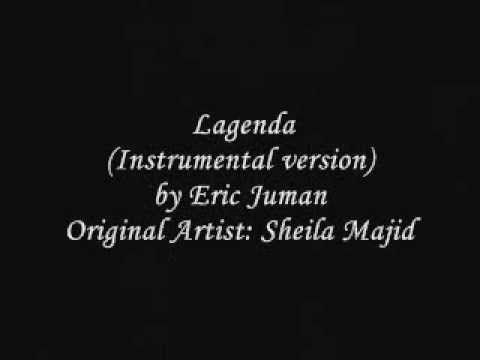 Sheila Majid - Lagenda (Instrumental version by Eric Juman)