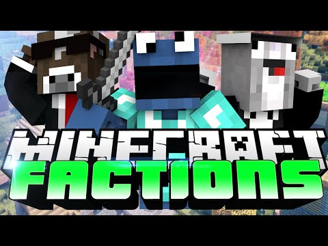 Minecraft FACTIONS Server Let's Play - Episode 268 - MAIN PVP FIGHTS