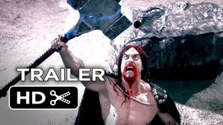 Vikingdom Official Trailer (2013) - Action-Packed Viking Movie HD