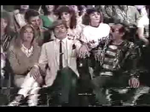 ¿QUE NOS PASA? ¡QUEREMOS ROCK! El Flanagán en MEXICO 86