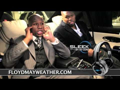 Floyd Mayweather x 50 Cent Present Sleek by 50