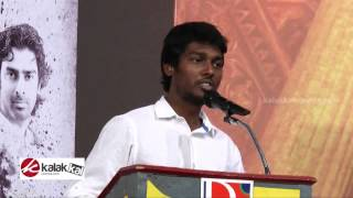 Watch Atlee at Charles Shafiq Karthiga Audio Launch Red Pix tv Kollywood News 01/Mar/2015 online