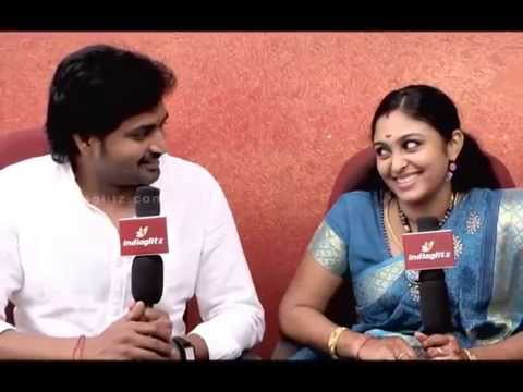 Mirchi Senthil - Sreeja exclusive Interview on their love marriage