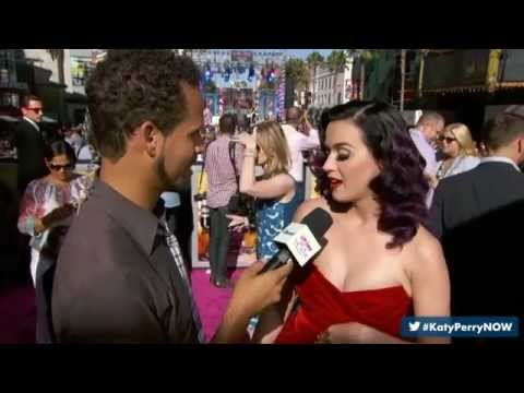Katy Perry - Part Of Me 3D Premiere Interview