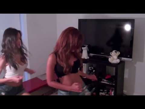 KATE UPTON GETS SERVED BY MELANIE IGLESIAS & LISA RAMOS