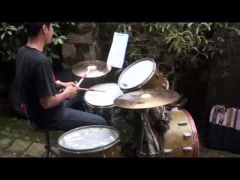 Tự học đánh trống: điệu Twist