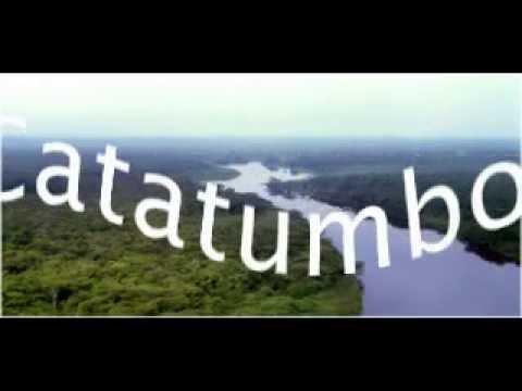 Relampago del Catatumbo. No a la deforestación, caza y contaminación.