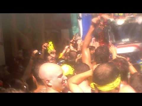 おバカなお祭り☆Tomatina2010