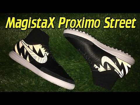 Nike MagistaX Proximo Street Black Reflective - Review + On Feet - vujojosh