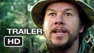 Lone Survivor Official Trailer (2013) - Mark Wahlberg Movie HD