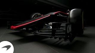 McLaren представил новый формульный болид