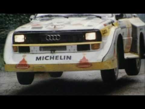 Audi Quattro S1 - History meets future! HD