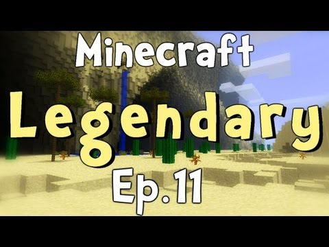 "Minecraft: Super Hostile Legendary - Ep.11 "" WOOL! """