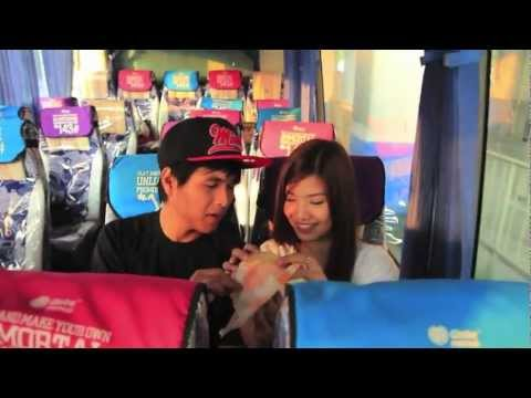 Love Share Smile featuring Jamich and Kimpoy